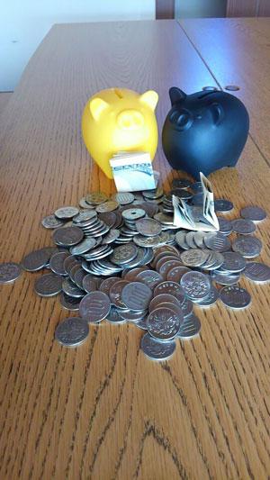 100円貯金