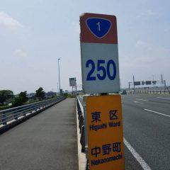 東海道五十三次