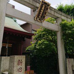 笠間稲荷神社!(寿老神)