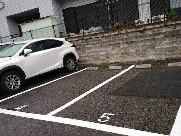 土橋SEIKEN駐車場
